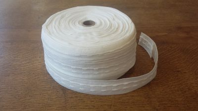 1 inch Pencil Pleat Curtain Header Tape