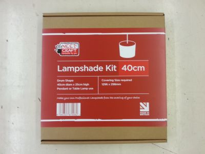 Needcraft Lampshade Kit 40cm