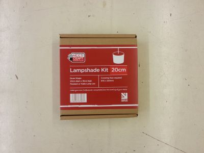 Needcraft Lampshade Kit 20cm