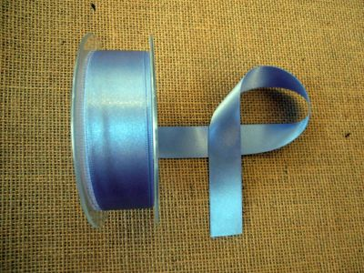 25mm Satin Ribbon Lupin