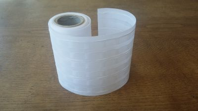 6 inch Pencil Pleat Curtain Header Tape