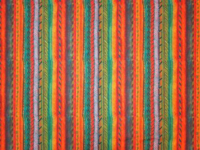 Africa Stripe Autumn A113
