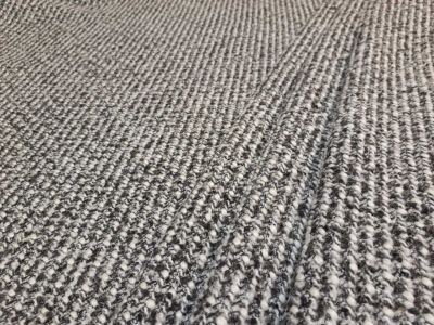 Boucle Grey Cream Tex Ex 1814