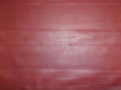 Burgundy Leatherette Fabric