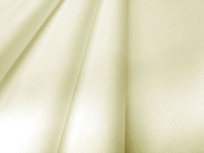 Plain Ivory Curtain Lining