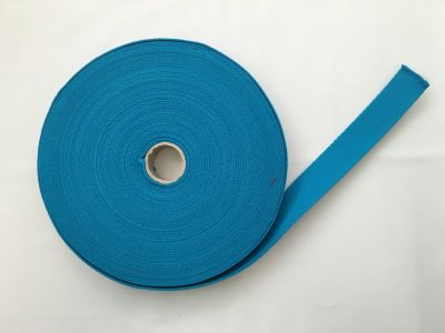 Cotton Webbing Turquoise 020