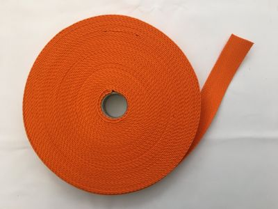Cotton Webbing Orange 083