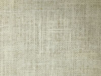 Cream Hessian Fabric