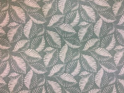 Deco Leaves Green A156