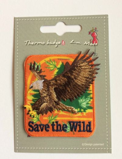 Eagle Save the Wild Patch