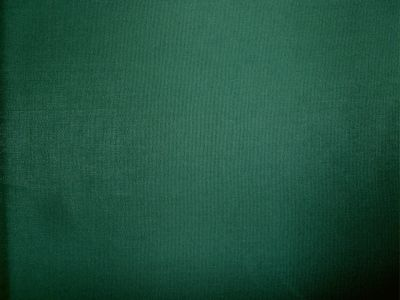 Deckchair Fabric Plain Green