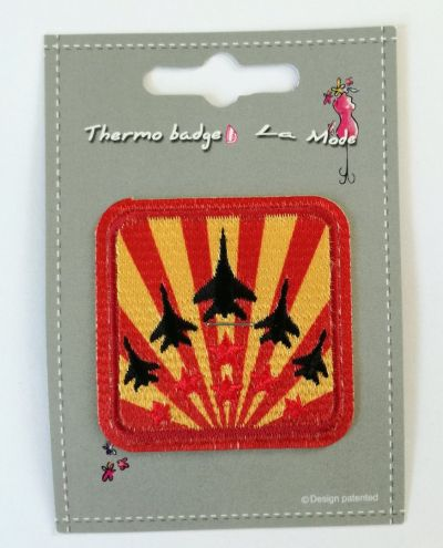 Fighter Jet Patch