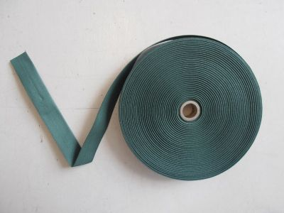"""1"""" Forest Green Cotton Tape Trim"""