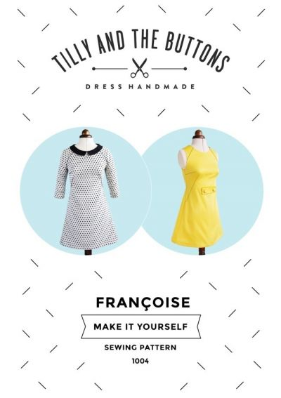 Tilly and the Buttons Francoise Sewing Pattern