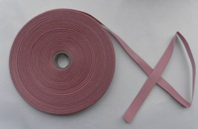 """Baby Pink 1/2"""" Cotton Tape"""
