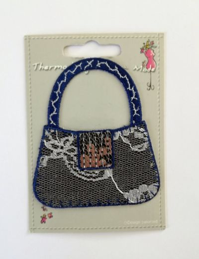 Sequin Handbag Patch