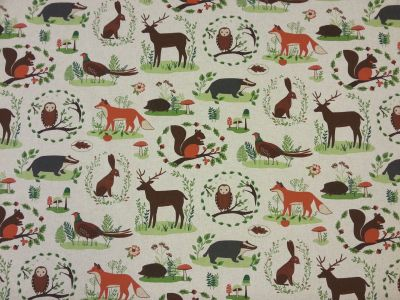 Happy Forest Story Linen T13
