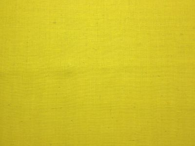 Bright Yellow Hessian Fabric