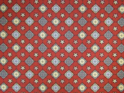 Tex Ex Originals Istanbul Tiles Ruby