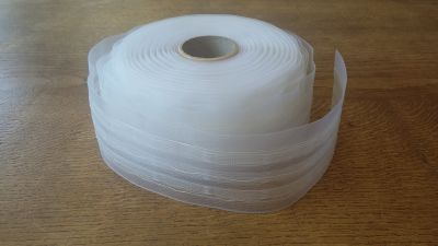 3 inch Net Pencil Pleat Header Tape