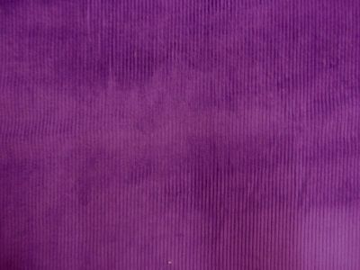 Purple Corduroy Fabric