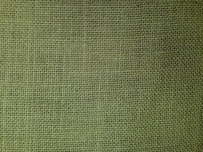 Olive Hessian Fabric
