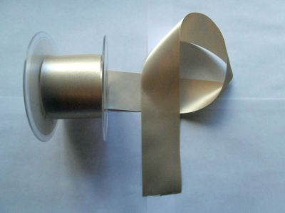 50mm Satin Ribbon Pearl