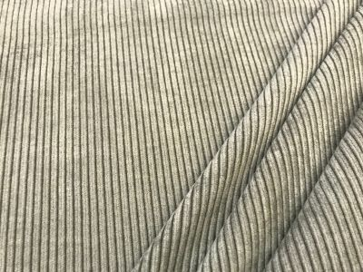 Soft Touch 6 Wale Corduroy Grey T278