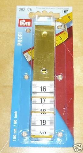 Prym Profi Sewing Tape Measure 150cm 60inch