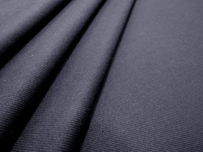 Viscose Stretch Twill Navy Tex Ex 1538