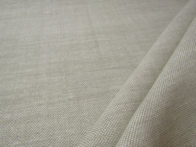 100% Linen Hessian Look Natural Tex Ex 1856