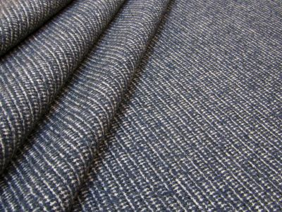 Indigo Wave Navy Wool Touch 1893