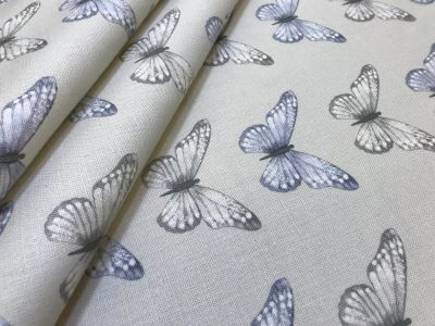 Butterfly Dove Grey Tex Ex 1928