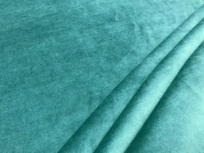 Sweatshirting Velour Teal U53