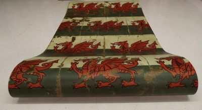 Tex Ex Original Cymru Welsh Flag Wallpaper