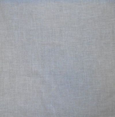 White  Cotton Flame Retardant Muslin Fabric