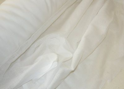 Bleached Cotton Muslin Fabric