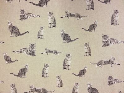 Lazy Cats Linen T102
