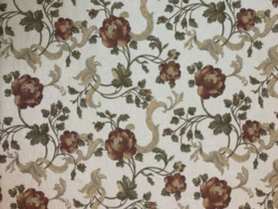 Trailing Rose Tapestry Autumn Tex Ex 1622