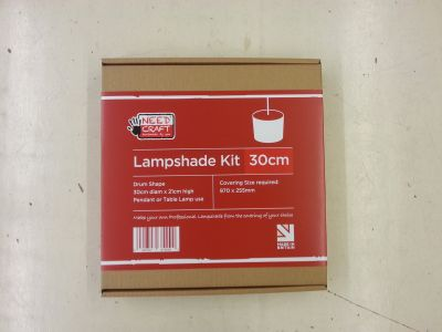 Needcraft Lampshade Kit 30cm