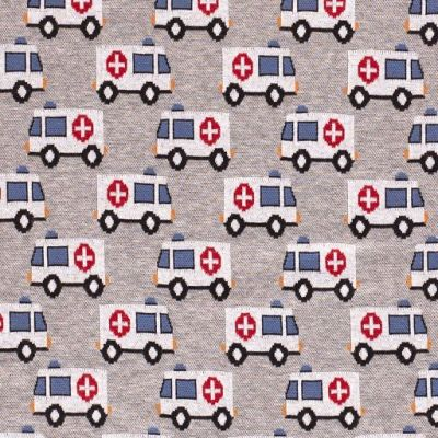 Ambulance  Knit Grey B202
