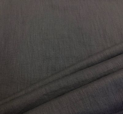 Washed Linen Pewter Grey C537