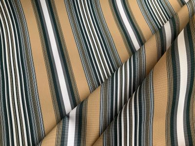 Mediterranean  stripe waterproof outdoor fabric C581