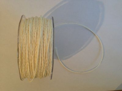 Ivory Paper Cord | Textile Express