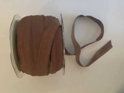 Brown Elastic 15mm