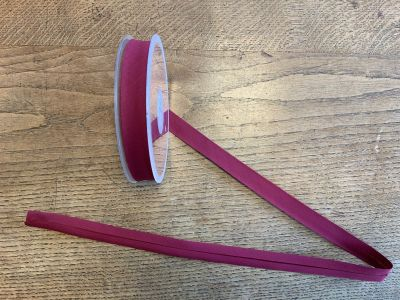 Bias Binding Burgundy