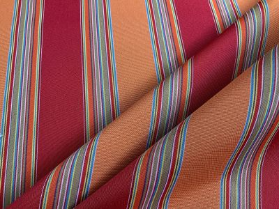Arabian stripe waterproof outdoor fabric C580