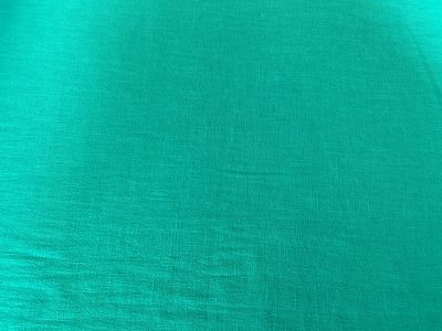 Washed Ramie Linen Turquoise B227