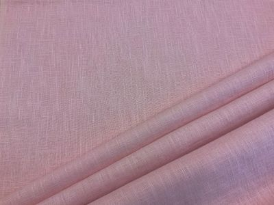 Washed Linen Rose pink C541