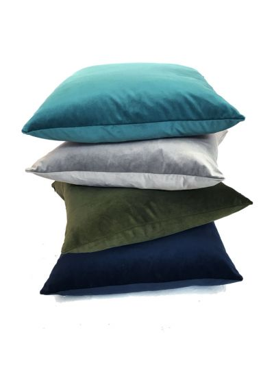 Textile Express Clemmie Velvet Cushion